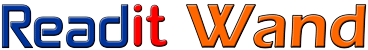 Readit Wand header logo