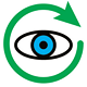 Icon for Lex's advanced reading visualisations.